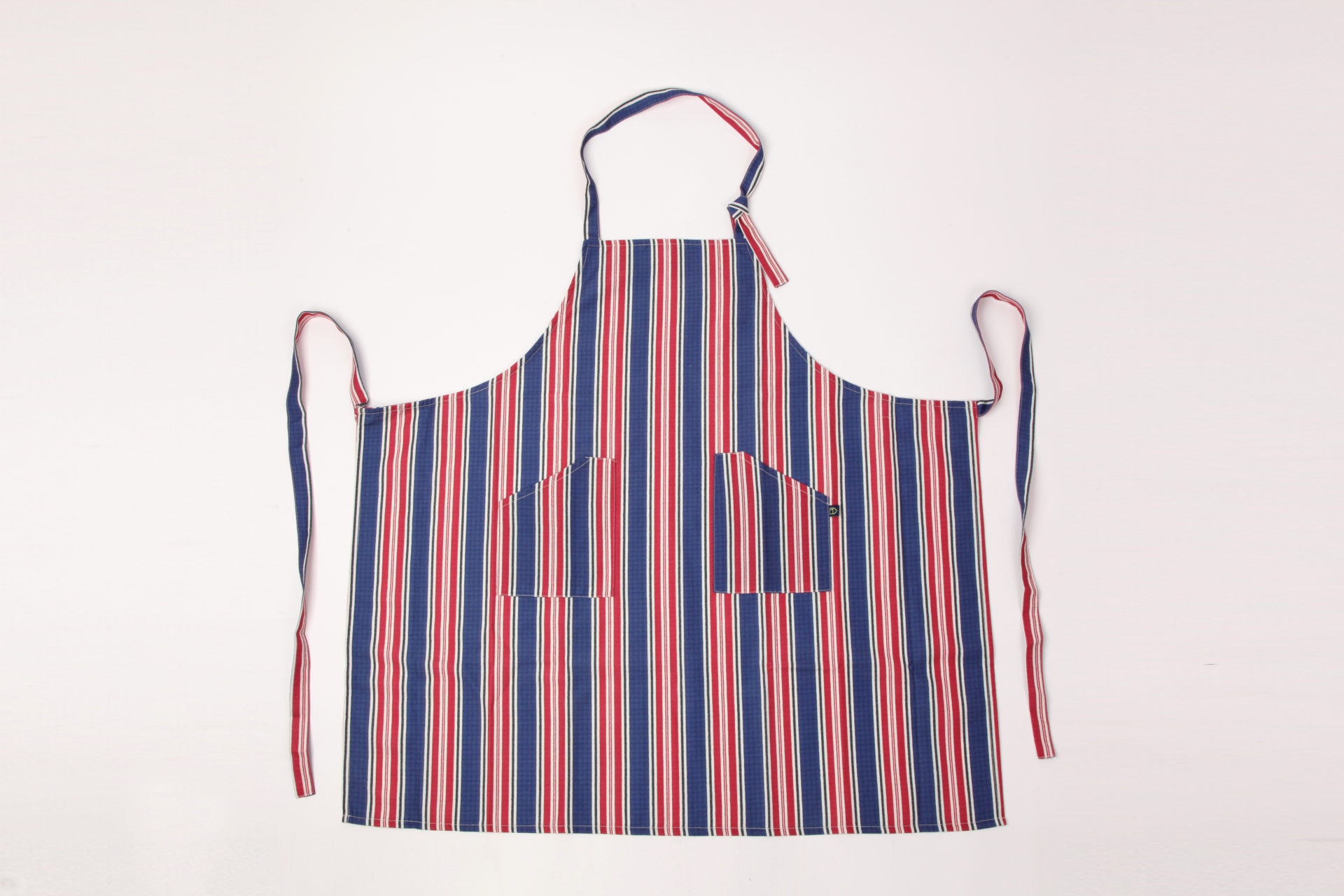 Houstable Kitchen APRON  RED