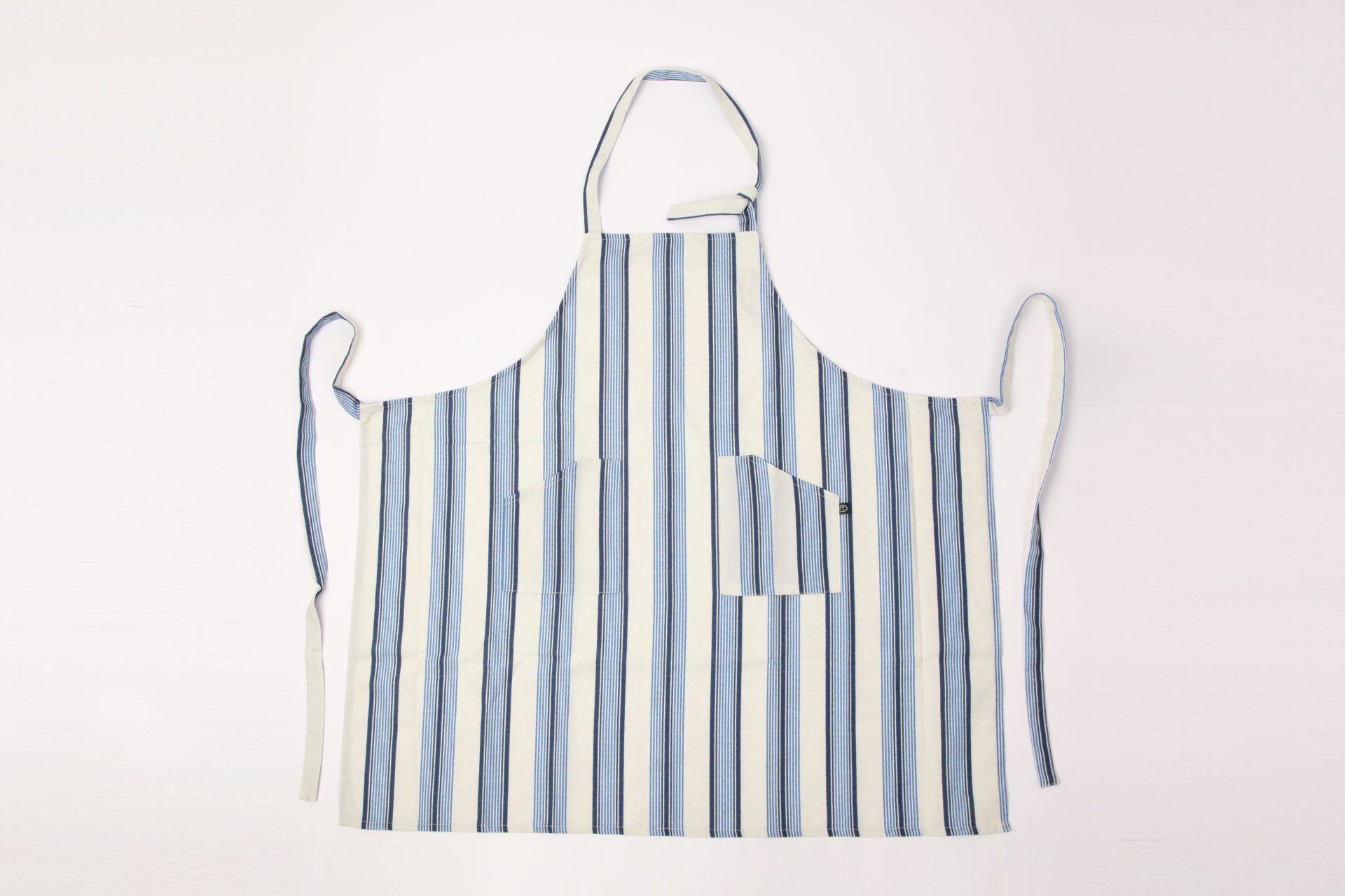 Houstable Kitchen APRON  BLUE