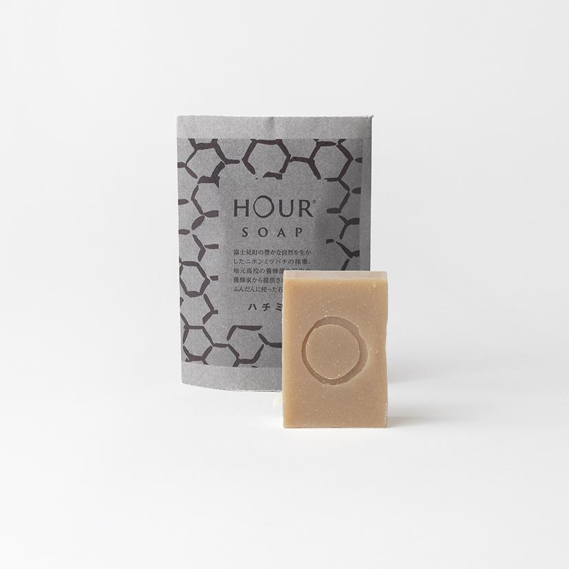HOUR 手作り石鹸(ハチミツ)