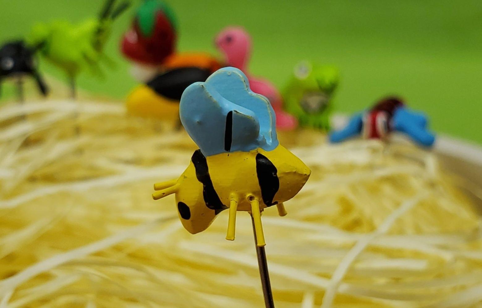 《ミニピック》 ハチ