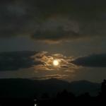 アズミノイロ《安曇野彩》中秋の名月