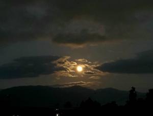 アズミノイロ《安曇野彩》 中秋の名月