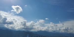 アズミノイロ《安曇野彩》夏の雲..☁︎